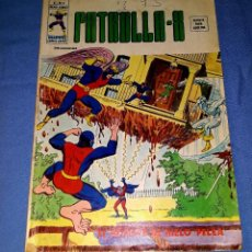 Cómics: MUNDI-COMICS PATRULLA X Nº 9 ED. VERTICE ORIGINAL DESDE 1 EURO VER FOTO Y DESCRIPCION. Lote 171378768