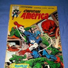 Cómics: MUNDI-COMICS CAPITAN AMERICA Nº 43 ED. VERTICE ORIGINAL DESDE 1 EURO VER FOTO Y DESCRIPCION. Lote 171384755