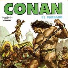 Cómics: CONAN EXTRA - TOMO GIGANTE VÉRTICE.. Lote 171428249