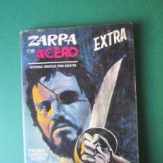 Cómics: ZARPA DE ACERO (1966, VERTICE) -EXTRA- 22 · 1969 · EL PIRATA FANTASMA. Lote 171437882