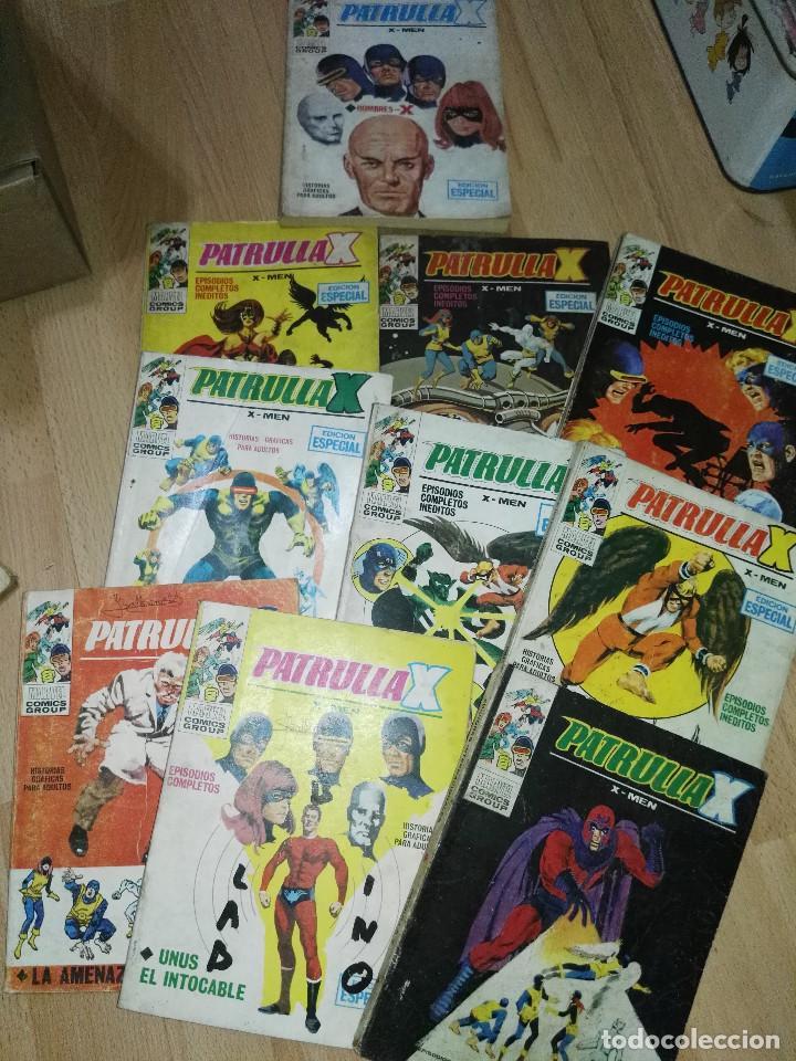 LOTE PATRULLA X VOL. 1 (Tebeos y Comics - Vértice - V.1)