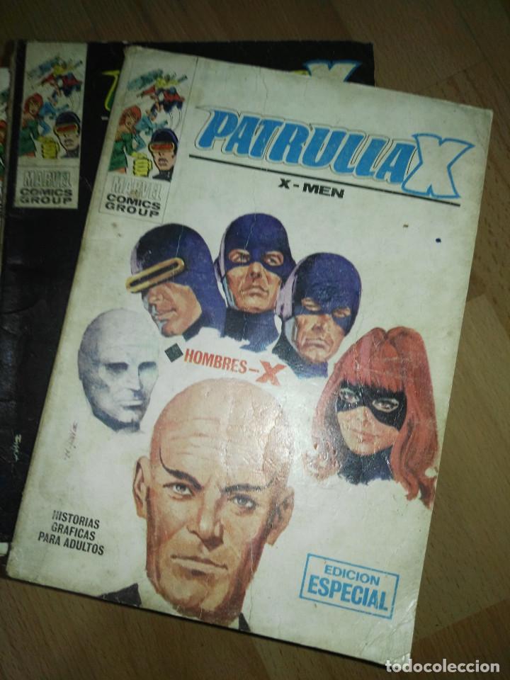 Cómics: Lote Patrulla X vol. 1 - Foto 2 - 171448345