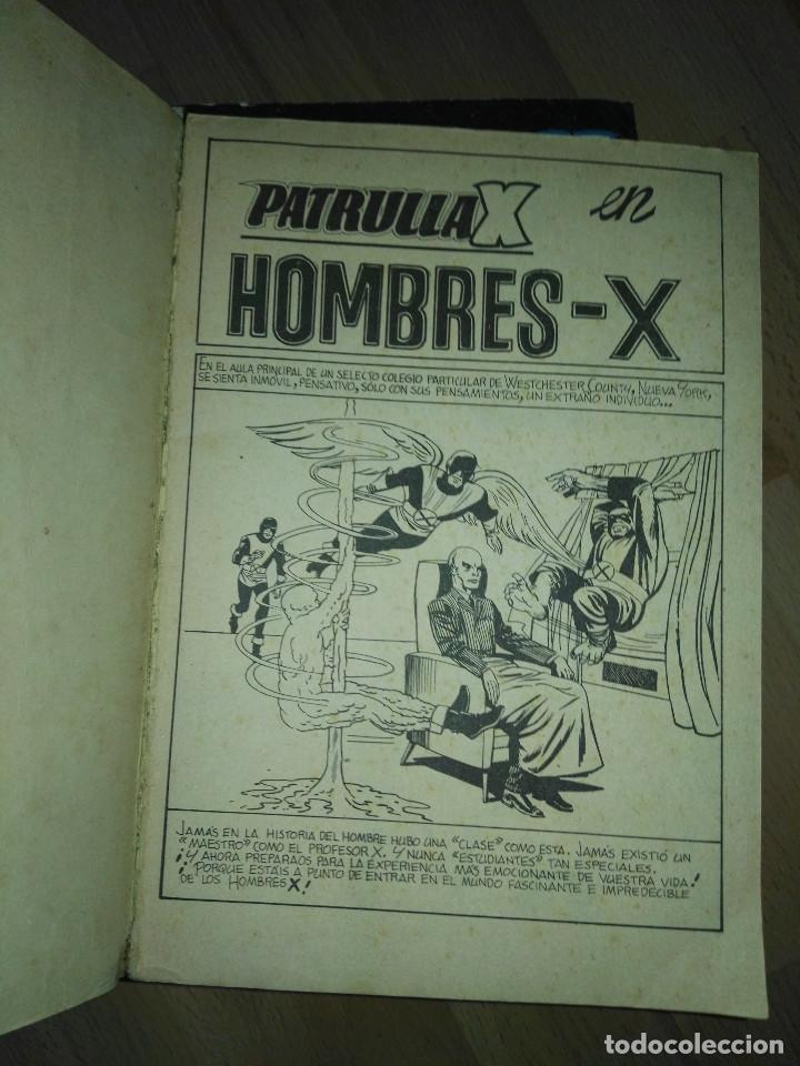 Cómics: Lote Patrulla X vol. 1 - Foto 3 - 171448345