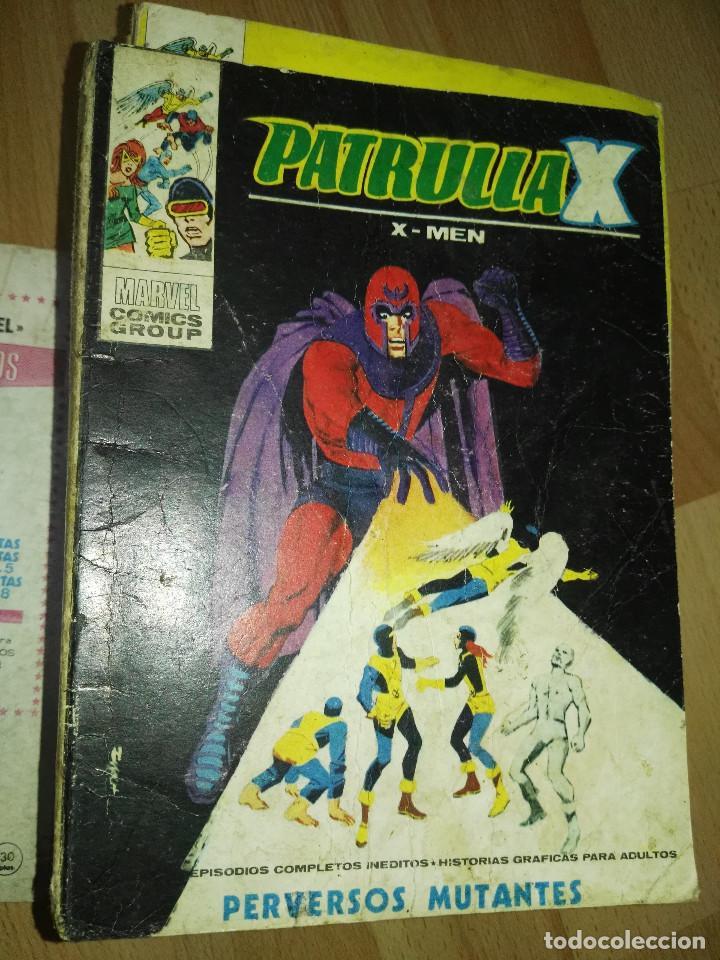 Cómics: Lote Patrulla X vol. 1 - Foto 6 - 171448345
