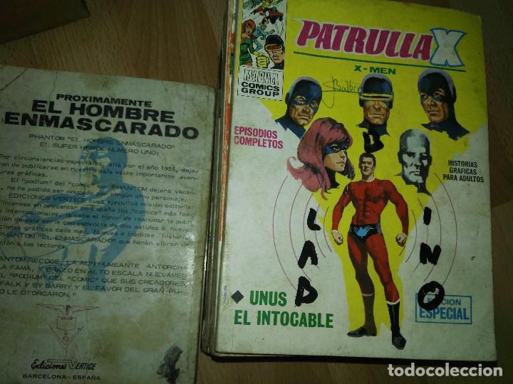 Cómics: Lote Patrulla X vol. 1 - Foto 7 - 171448345
