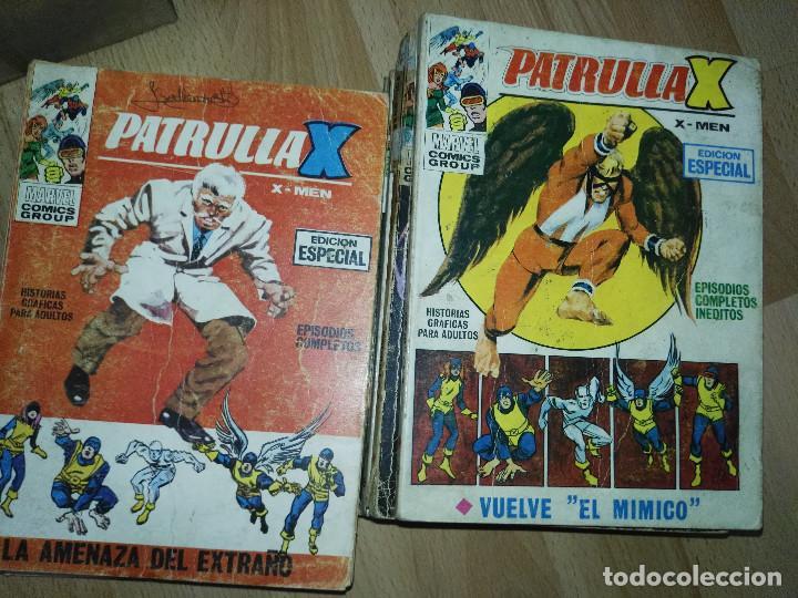 Cómics: Lote Patrulla X vol. 1 - Foto 8 - 171448345
