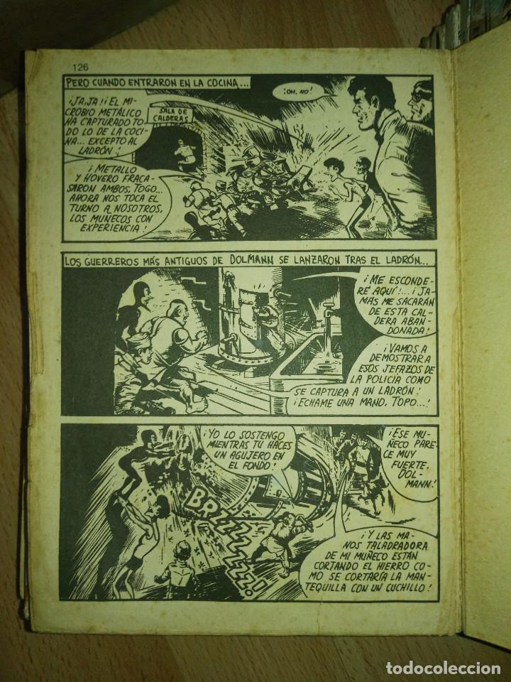 Cómics: Lote Patrulla X vol. 1 - Foto 9 - 171448345