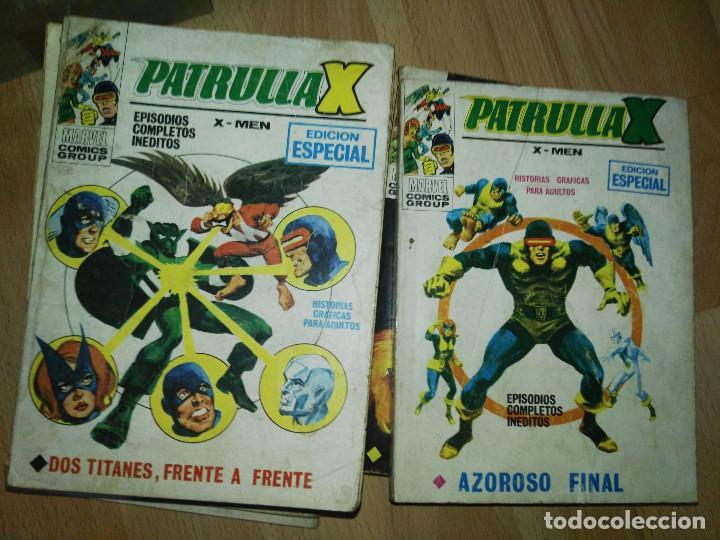 Cómics: Lote Patrulla X vol. 1 - Foto 10 - 171448345