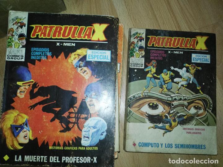 Cómics: Lote Patrulla X vol. 1 - Foto 12 - 171448345