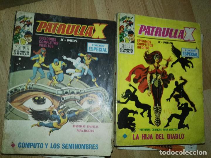 Cómics: Lote Patrulla X vol. 1 - Foto 13 - 171448345