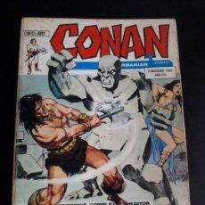 Cómics: CONAN N-18. Lote 171448483