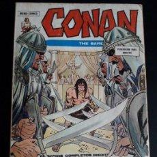 Cómics: CONAN N-17. Lote 171448610