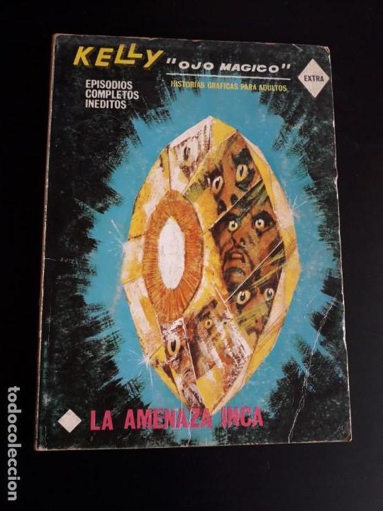 KELLY OJO MAGICO N- 7 LEER DESCRIPCION (Tebeos y Comics - Vértice - Fleetway)