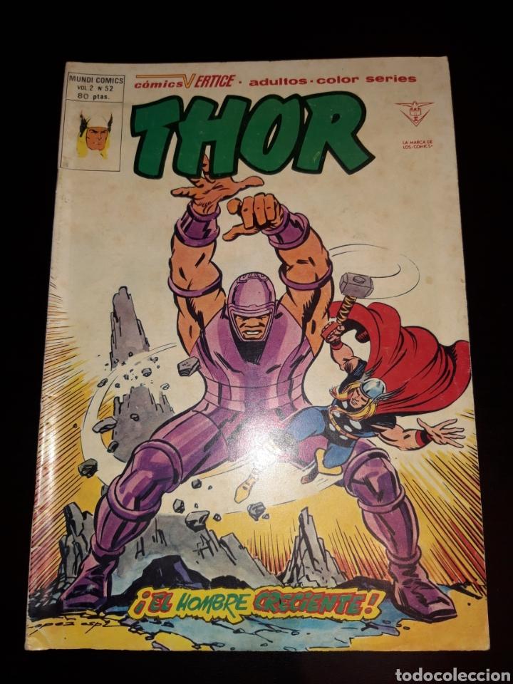 THOR VOL.2 N°52 - VERTICE (Tebeos y Comics - Vértice - Thor)