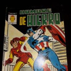 Cómics: HOMBRE DE HIERRO N°6. Lote 171488542