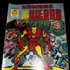 Cómics: HOMBRE DE HIERRO N°7 - VERTICE. Lote 171488827