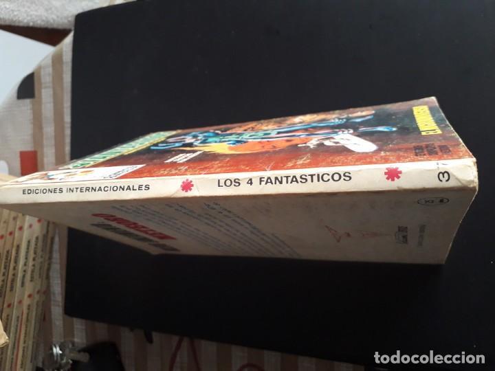 Cómics: LOS 4 FANTASTICOS N-37 COMPLETO - Foto 3 - 171490413