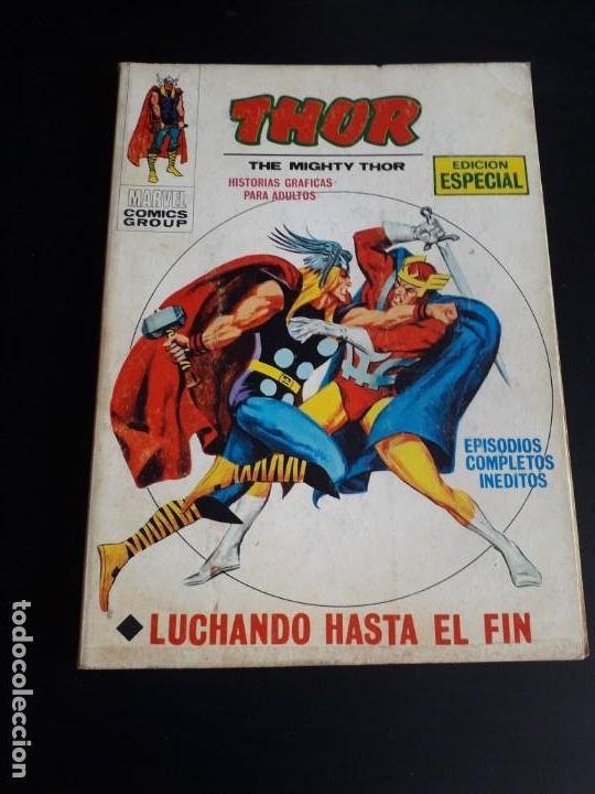 THOR N-10 (Tebeos y Comics - Vértice - Thor)