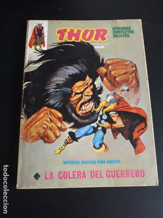 THOR N-22 (Tebeos y Comics - Vértice - Thor)