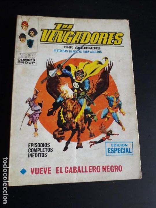 VENGADORES N-21 COMPLETO (Tebeos y Comics - Vértice - Vengadores)