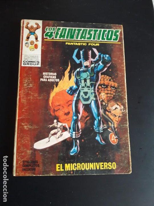 LOS 4 FANTASTICOS N-37 COMPLETO (Tebeos y Comics - Vértice - 4 Fantásticos)