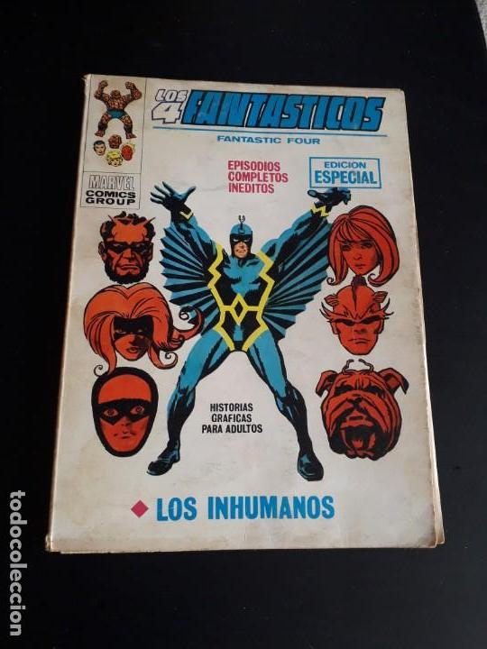 LOS 4 FANTASTICOS N-22 COMPLETO (Tebeos y Comics - Vértice - 4 Fantásticos)