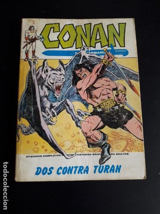 CONAN N-15 COMPLETO (Tebeos y Comics - Vértice - Conan)