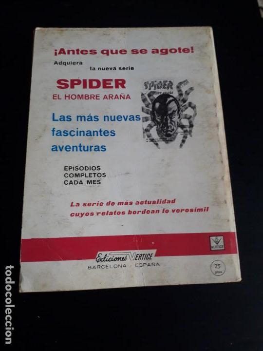 Cómics: MYTEK EL PODEROSO N-9 COMPLETO - Foto 2 - 171472808
