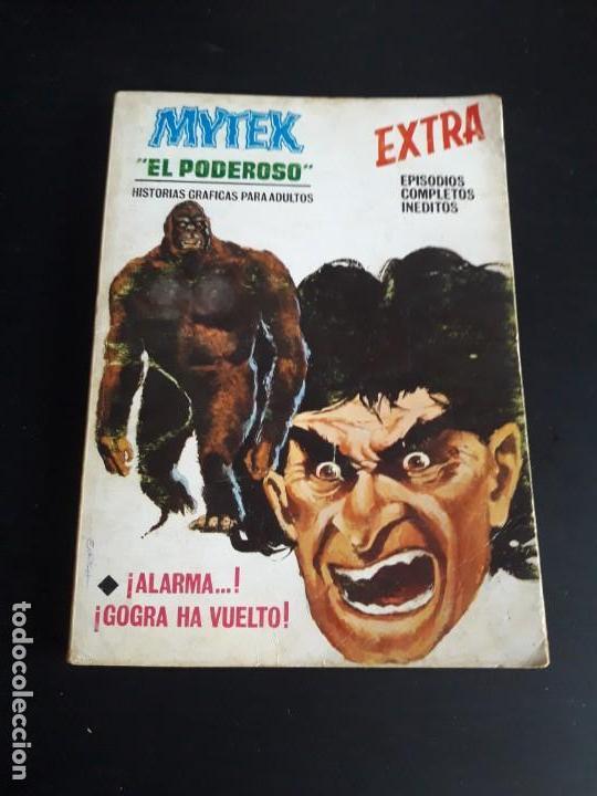MYTEK EL PODEROSO N-9 COMPLETO (Tebeos y Comics - Vértice - Fleetway)