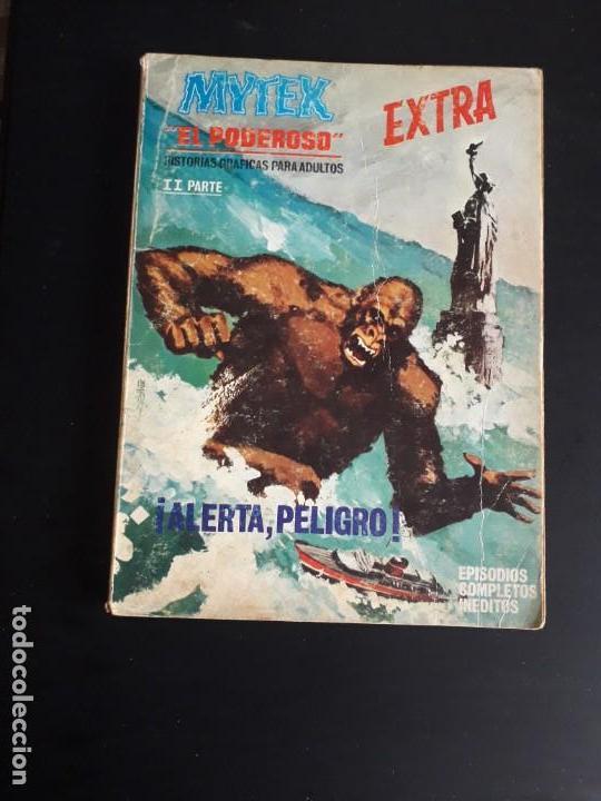 MYTEK EL PODEROSO N-6 (Tebeos y Comics - Vértice - Fleetway)