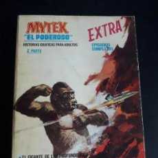 Cómics: MYTEK EL PODEROSO N-2 COMPLETO 176 PAGINAS. Lote 171473685