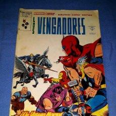 Cómics: MUNDI-COMICS LOS VENGADORES Nº 2 ED. VERTICE ORIGINAL DESDE 1 EURO VER FOTO Y DESCRIPCION. Lote 171690314