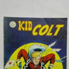 Cómics: KID COLT Nº 1, EL BANDIDO ROBIN HOOD. Lote 171694562