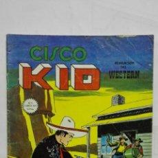 Cómics: CISCO KID Nº 12, PELIGRO EN EL CABALLO DE HIERRO. Lote 171694709
