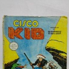 Cómics: CISCO KID Nº 10, UN ARTISTA EN EL OESTE, EDICIONES VERTICE. Lote 171694770
