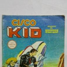Cómics: CISCO KID Nº 11, LADRONES DE GANADO, EDICIONES VERTICE. Lote 171694849
