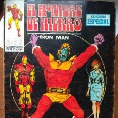 Cómics: EL HOMBRE DE HIERRO Nº 5 - VÉRTICE TACO. Lote 171739230