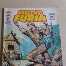 Cómics: SARGENTO FURIA V.2 N°8 EDICIONES VERTICE. Lote 171798208