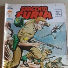 Cómics: SARGENTO FURIA V. 2 N°9 EDICIONES VERTICE. Lote 171806167