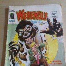 Cómics: WEREWOLF V2N2 VAMPIROS EN LA LUNA. Lote 171806965