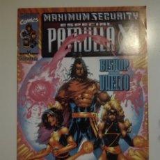 Cómics: ESPECIAL PATRULLA-X : MAXIMUM SECURITY / PRUETT, BOOTH, REGLA . Lote 171827860