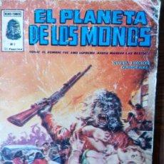 Cómics: EL PLANETA DE LOS MONOS V.1 Nº 6 - SIMIOS - VERTICE -. Lote 171861923