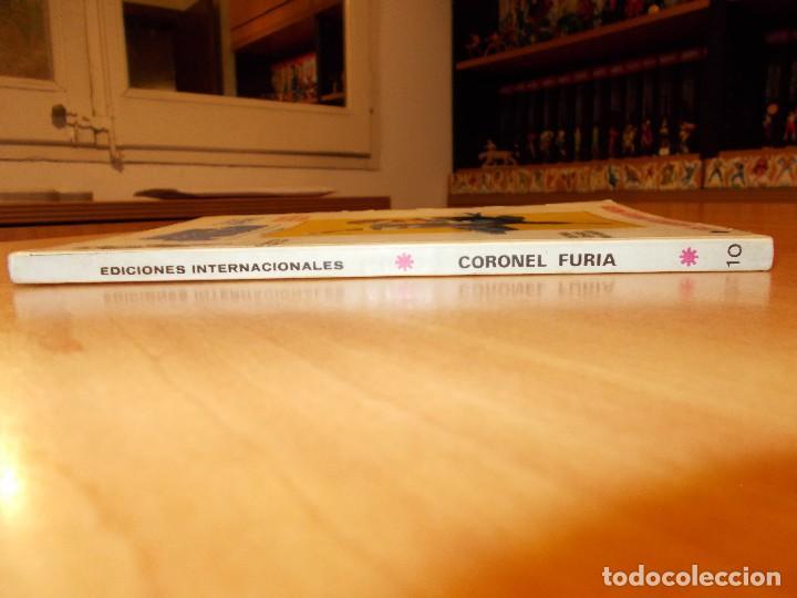 Cómics: CORONEL FURIA V.1 Nº 10 !! MUY BUEN ESTADO !! - Foto 3 - 172108372