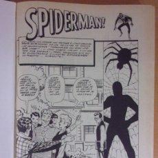 Comics : SPIDERMAN / ENCUADERNADO DEL Nº1 -V3. 1974 AL Nº 10 -V3. 1974. Lote 172218979