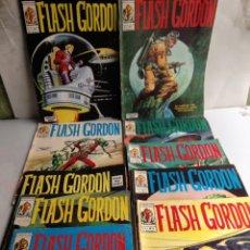 Cómics: FLASH GORDON VOL. 1 - LOTE DE 15 EJEMPLARES - EDITA : EDICIONES VERTICE. Lote 26347894