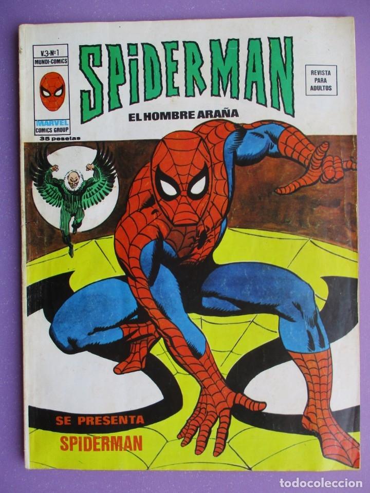 Cómics: SPIDERMAN VERTICE VOLUMEN 3 ¡¡¡¡ MUY BUEN ESTADO !!!! COLECCION COMPLETA - Foto 5 - 172252612
