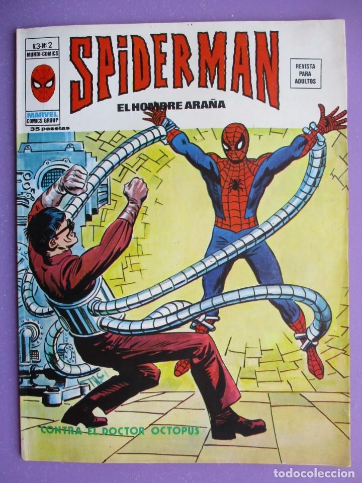 Cómics: SPIDERMAN VERTICE VOLUMEN 3 ¡¡¡¡ MUY BUEN ESTADO !!!! COLECCION COMPLETA - Foto 7 - 172252612
