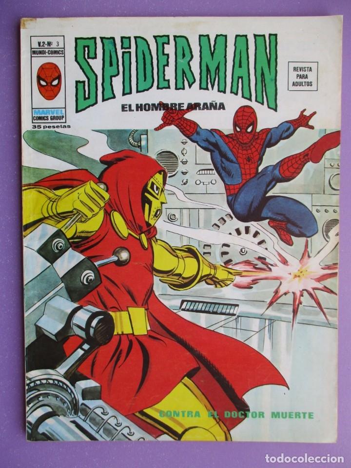 Cómics: SPIDERMAN VERTICE VOLUMEN 3 ¡¡¡¡ MUY BUEN ESTADO !!!! COLECCION COMPLETA - Foto 9 - 172252612