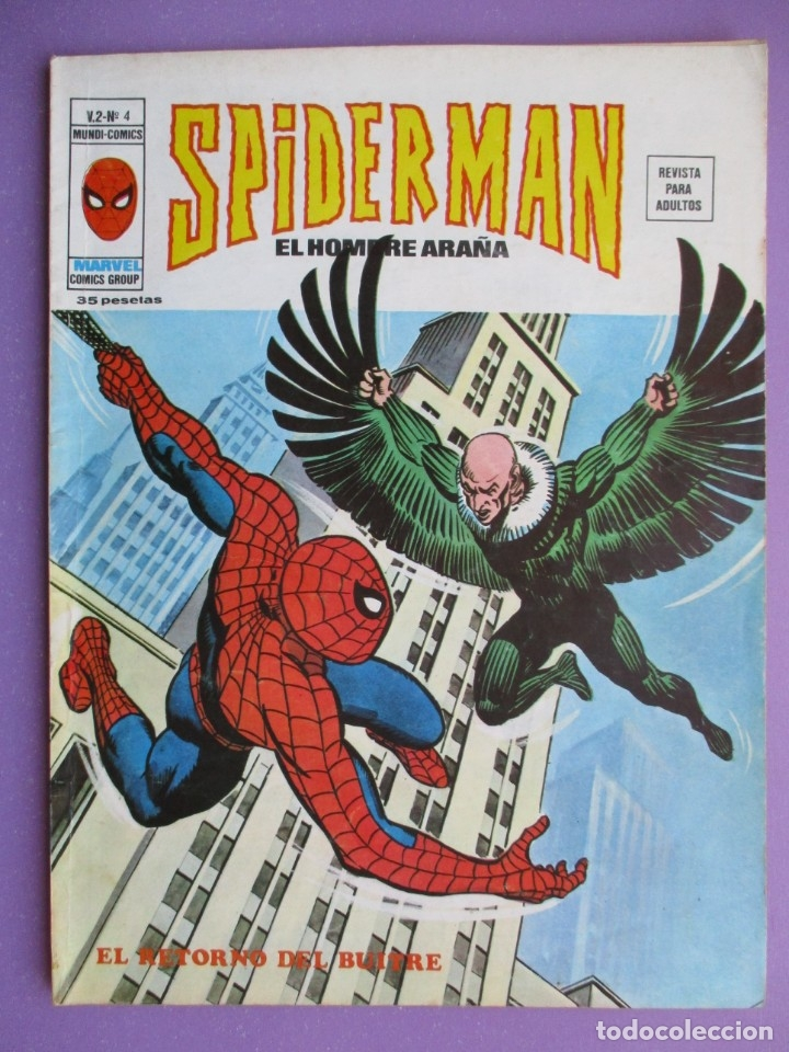Cómics: SPIDERMAN VERTICE VOLUMEN 3 ¡¡¡¡ MUY BUEN ESTADO !!!! COLECCION COMPLETA - Foto 11 - 172252612