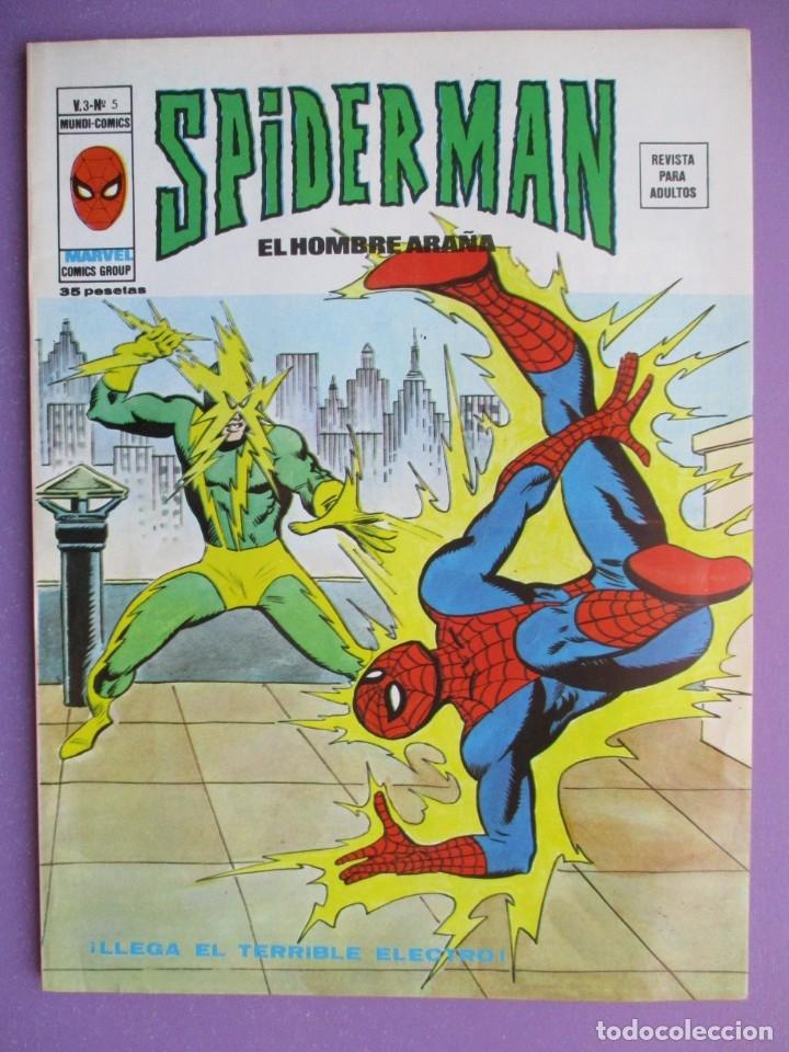 Cómics: SPIDERMAN VERTICE VOLUMEN 3 ¡¡¡¡ MUY BUEN ESTADO !!!! COLECCION COMPLETA - Foto 13 - 172252612